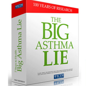 Asthma Holistic Treatments Ebook