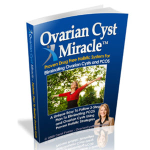 Ovarian Cyst Miracle Guide Book