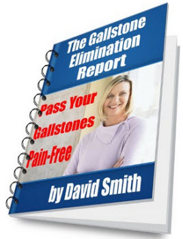 Gallstone Elimination Ebook by David Smith