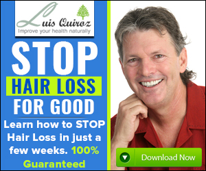 How I Healed my Hair Loss