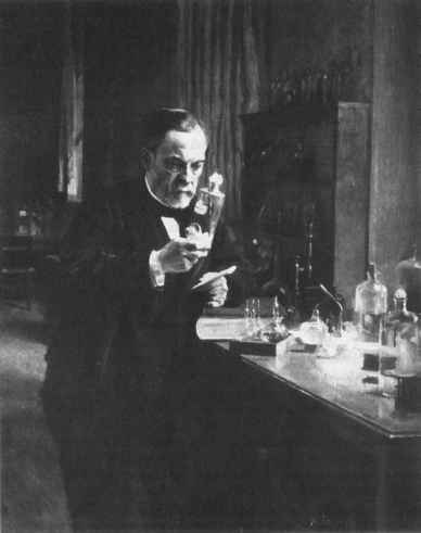 Louis Pasteur Discovered Rabies Vaccine