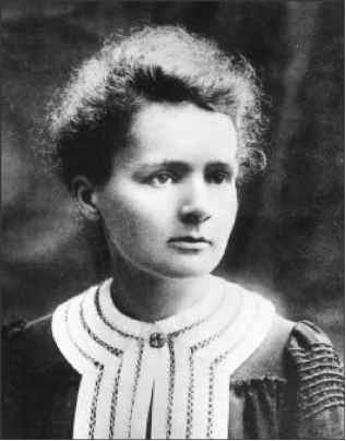 marie curie thesis papers